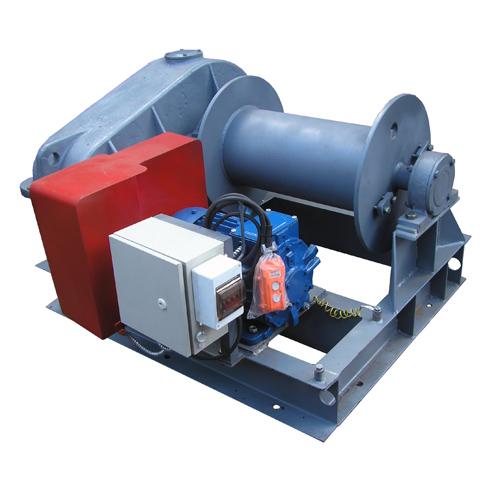 Лебедка электрическая ЛЭЦ-5