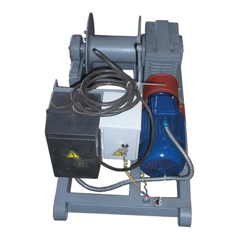 Лебідка електрична червячна ЛЭЧ-0,4-100
