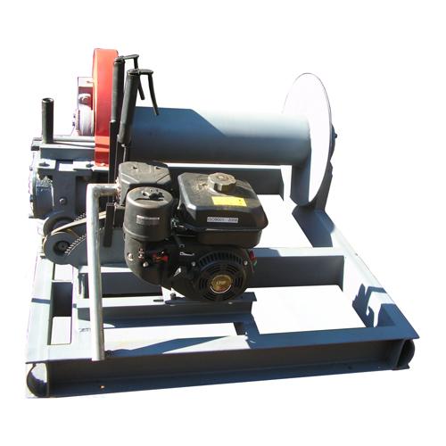 Лебедка с двигателем внутреннего сгорания ТЛ-3-500
