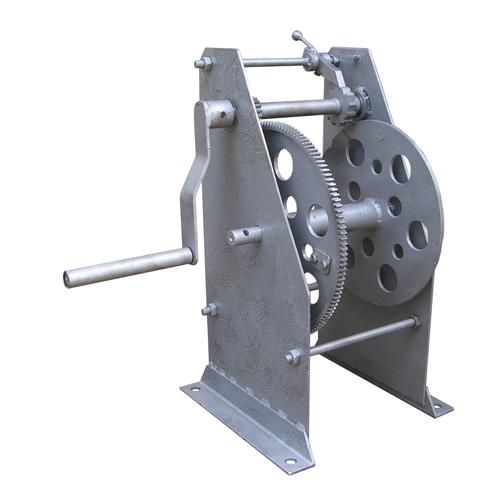 Лебідка ручна шестернева ЛРШ-0,3-300