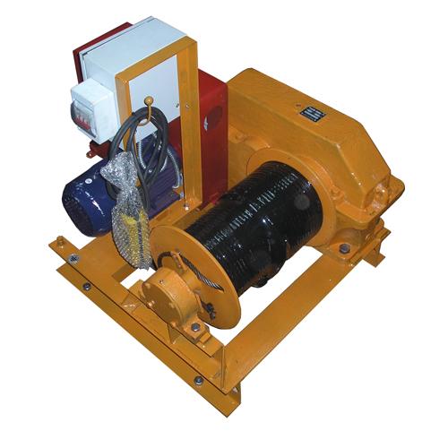 Лебедка электрическая ЛЕЦ-1,5-50