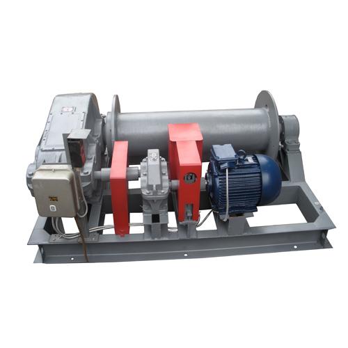 Лебедка электрическая ЛЕЦ-12-250